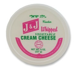 Whipped Vegetable Cream Cheese 