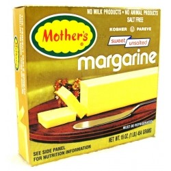 Sweet Unsalted Margarine