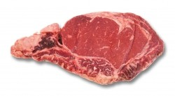 Kosher Organic Rib Steak Bone-In