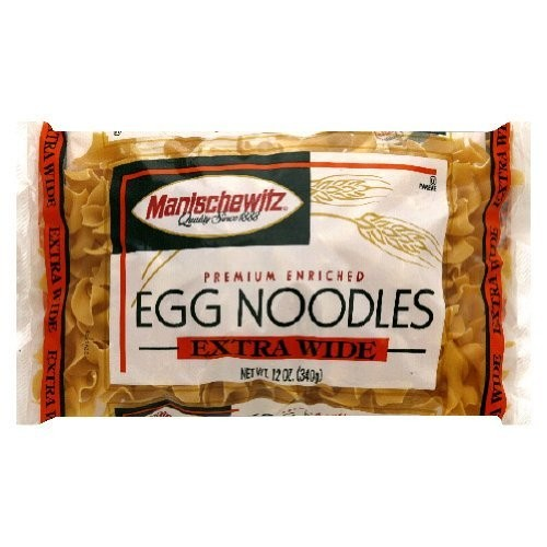 Egg Noodles - Extra Wide