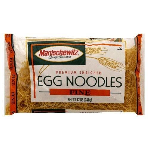 Egg Noodles - Fine