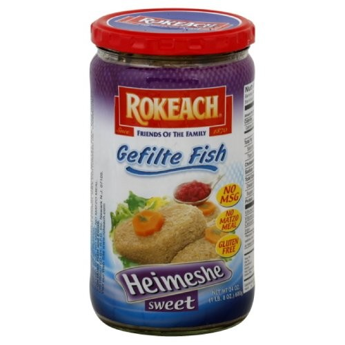 Gourmet Gefilte Fish - Hungarian Style