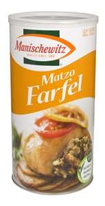 Manischewitz Passover Matzo Meal 16 oz
