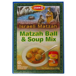 Osem Matzah Ball & Soup Mix 4.8 oz