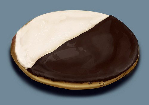 Reisman's Black & White Cookies 8 oz