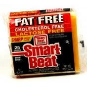 SMART BEAT SHARP CHEDDAR FLAVOR 8 OZ