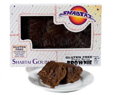 Shabtai Gourmet Gluten Free Brownies 16 oz