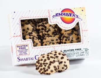 Shabtai Gourmet Gluten Free Chocolate Chip Cookies 9 oz