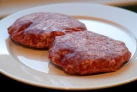 Lamb Patties - $7.99lb - 1.5lb Pack