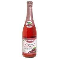 Kosher Sparkling Blush Grape Juice