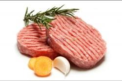 Kosher Fresh Hamburger Patties (Shoulder Steak) Extra Lean