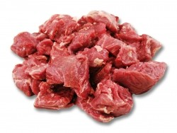 Kosher Organic Cubed Beef For Stew