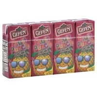 Gefen Fruit Punch Drinks 4 Pack