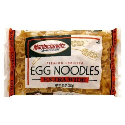 Egg Noodles - Extra Wide