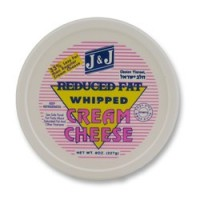 Whipped Cream Cheese - Reduced Fat 