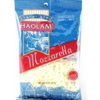 Shredded Mozzarella - Natural