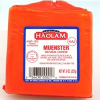 Muenster Natural Cheese 