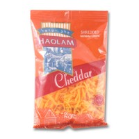 Shredded Cheddar Cheese - Natural