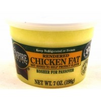 Kosher Rendered Chicken Fat