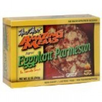 Meal Mart Amazing Heat and Serve Meals Eggplant Parmesan in Tomato Sauce - 12 Oz