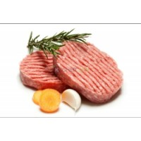 Kosher Fresh Hamburger Patties (Shoulder Steak) Extra Lean