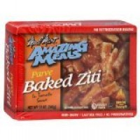 Meal Mart Amazing Meals Kosher Baked Ziti In Tomato Sauce, 12 Oz.
