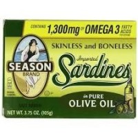 Imported Sardines in Pure Olive Oil