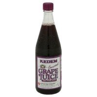 Kedem Concord Juice, Grape, 22-Ounce