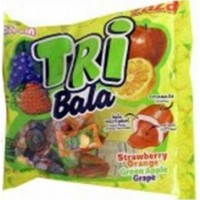 Tribala Assorted Chewy Filled Kosher Candy Medium (Pack of 2)