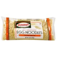 Egg Noodles - Alphabets