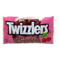 Twizzlers Bites, Cherry, 16-Ounce Bags (Pack of 6)