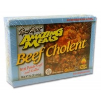 Meal Mart - Amazing Meals - Beef Cholent (Four 12 oz. meals)