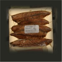 Smoked Peppered Mackerel - 1 lb