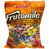 Frutomila Chewy Cream Filled Kosher Candy - Large