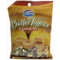 Arcor Butter Chocolate Kosher Toffee Dairy - Large (Pack of 2)