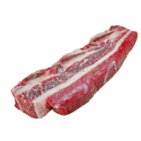 Kosher Flanken (Short Ribs) - 3 Strip Pack