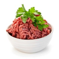 Kosher Ground Beef (Shoulder Steak) Extra Lean