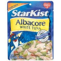 StarKist Albacore White Tuna In Water Pouch 6.4 oz