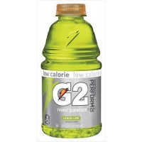 Gatorade G2 Perform Lemon Lime Thirst Quencher Sports Drink 32 oz