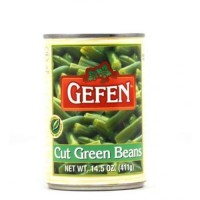 Gefen Cut Green Beans 14.5 oz.
