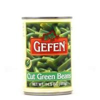 Gefen Cut Green Beans 14.5 oz.