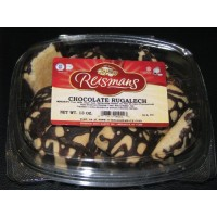 Reisman's Chocolate Rugalech (13 Oz.)