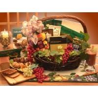 Kosher Holidays & Everyday Goody and Gourmet Basket - Small