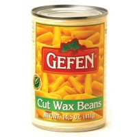 Gefen Cut Wax Beans 15oz