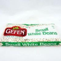 Gefen Small White Beans 16oz.